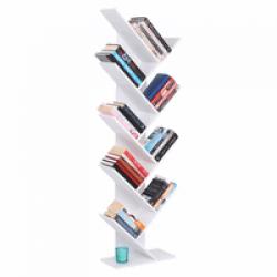 Regály a knihovny